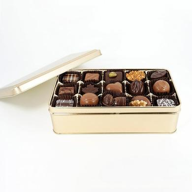 Boitier stainless (30 chocolats)